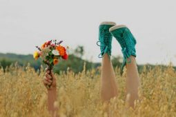 Счастье в поле