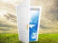 Дверь в новую жизнь
