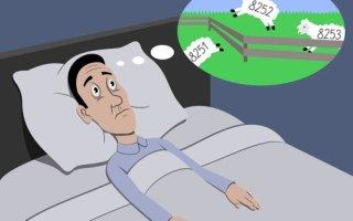 Как быстрей уснуть — нетривиальная задача, имеющая множество решений