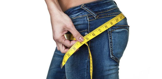 Содержание жира в теле человека