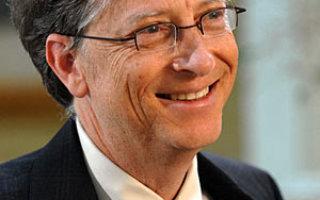 Самый богатый человек в нашем мире: Билл Гейтс