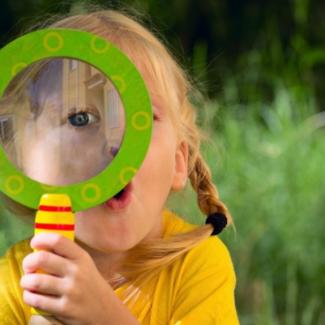 Расчет вероятности цвета глаз детей