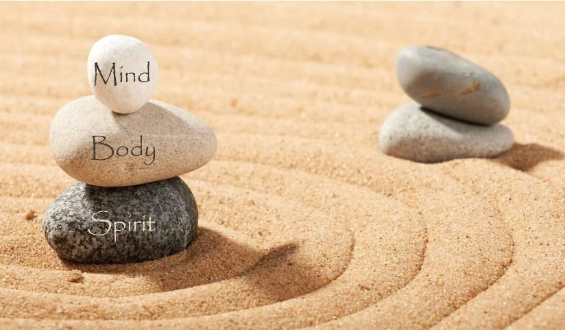 В здоровом теле - здоровый дух