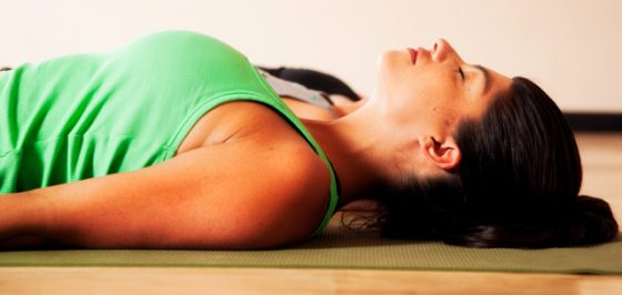 Расслабление мышц
